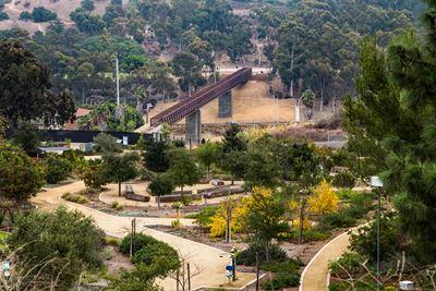 Park to Playa Bridge & Stoneview Nature Center