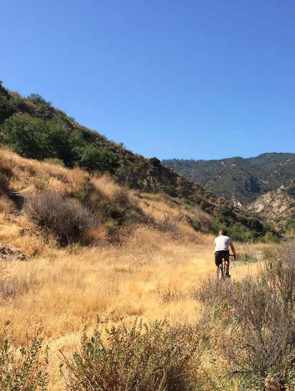 santa susana trails